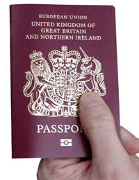 Legal Passport Driving Licence Deed Poll